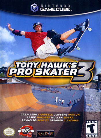Tony Hawks Pro Skater 3 GameCube Used