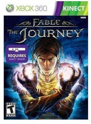 Fable The Journey Kinect Required 360 Used