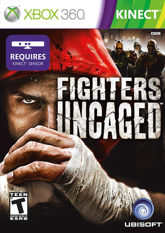 Fighters Uncaged Kinect Required 360 Used
