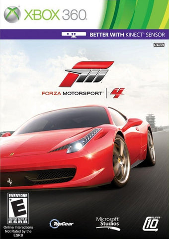 Forza 4 Full Edition 360 Used