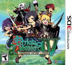 Etrian Odyssey IV Legends Of The Titan 3DS Used Cartridge Only