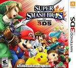 Super Smash Bros 3DS Used Cartridge Only
