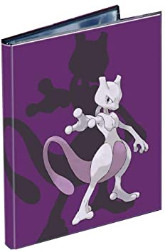 Pokemon 4 Pocket Portfolio Mew Two
