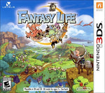 Fantasy Life 3DS New