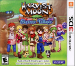 Harvest Moon Sky Tree Village 3DS New