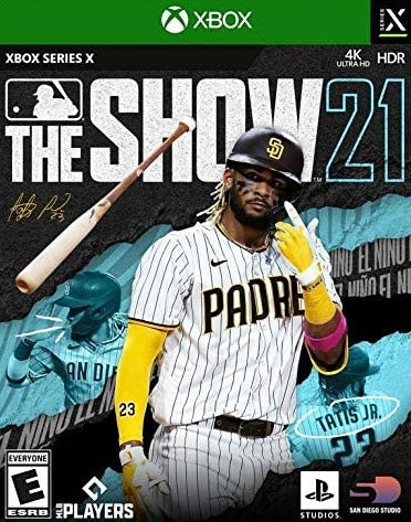 MLB The Show 21 Xbox Series X New