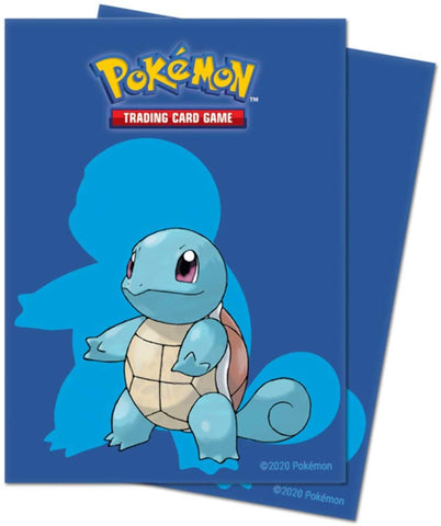 Pokemon Sleeves Ultra Pro Squirtle