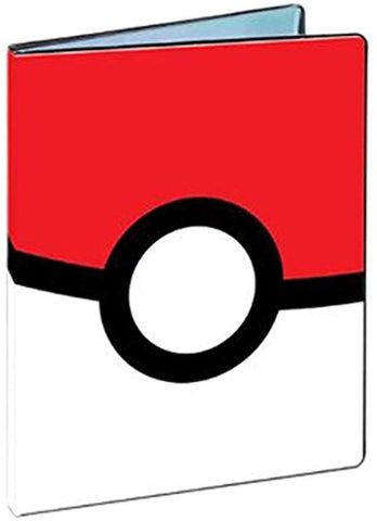 Pokemon 9 Pocket Portfolio Pokeball