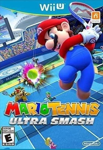 Mario Tennis Ultra Smash Wii U New