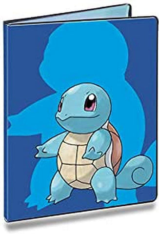 Pokemon 9 Pocket Portfolio Squirtle
