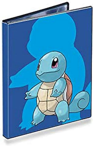 Pokemon 4 Pocket Portfolio Squirtle