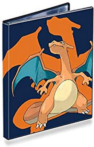 Pokemon 4 Pocket Portfolio Charizard 2020
