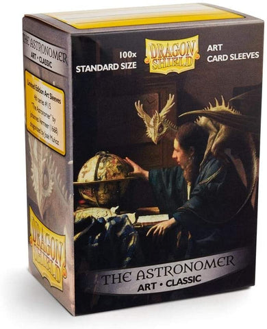 Dragon Shield Art Classic Sleeves The Astronomer Hunters