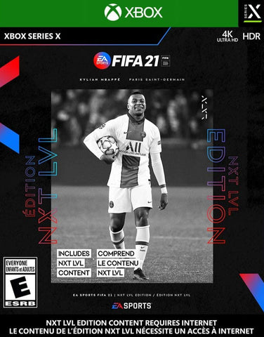 Fifa 21 Next Level Edition Xbox Series X New