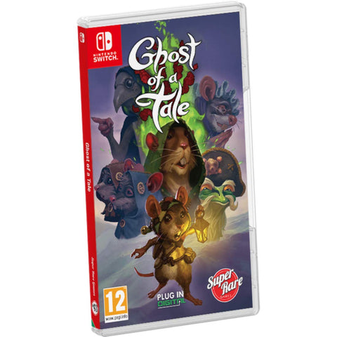 Ghost Of A Tale Switch New