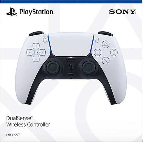 PS5 Controller Wireless Sony Dualsense White New
