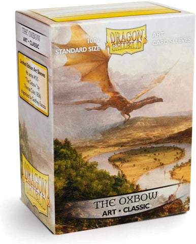 Dragon Shield Art Classic Sleeves The Oxbow