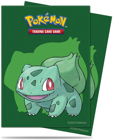 Pokemon Sleeves Ultra Pro Bulbasaur