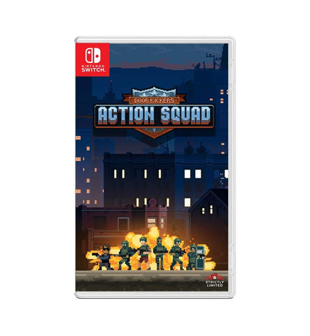 Door Kickers Action Squad Switch New