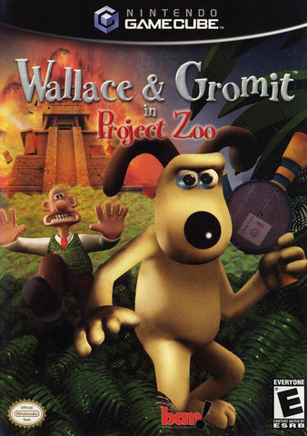 Wallace And Gromit GameCube Used