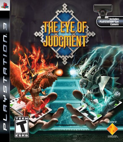 Eye Of Judgement Camera Required PS3 Used
