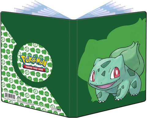 Pokemon 4 Pocket Portfolio Bulbasaur