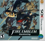 Fire Emblem Awakening UAE Cover 3DS New