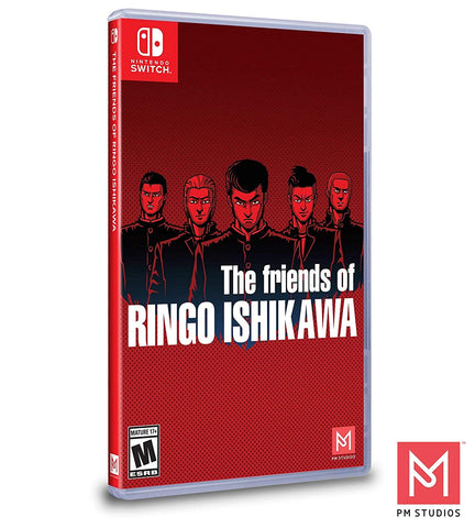Friends Of Ringo Ishikawa Switch New