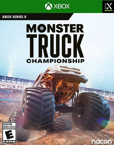 Monster Truck Championship Xbox Series X New