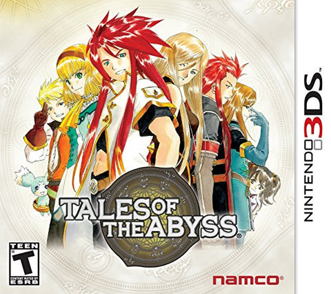 Tales Of The Abyss 3DS New