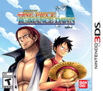 One Piece Romance Dawn 3DS Used Cartridge Only
