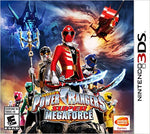 Power Rangers Super Megaforce 3DS Used Cartridge Only
