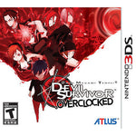 Shin Megami Tensei Devil Survivor Overclocked 3DS New