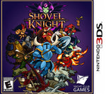 Shovel Knight 3DS Used Cartridge Only