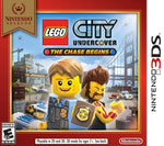 Lego City Undercover The Chase Begins Nintendo Selects 3DS New