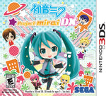 Hatsune Miku Project Mirai Dx 3DS Used Cartridge Only