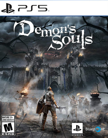 Demons Souls PS5 New