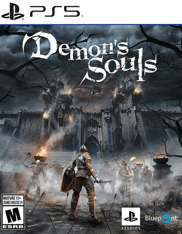 Demons Souls PS5 Used