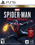 Marvels Spiderman Miles Morales Ultimate Edition PS5 New