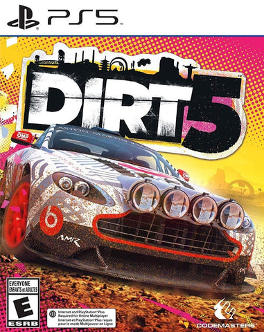 Dirt 5 PS5 Used