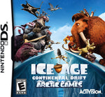 Ice Age Continental Drift Arctic Games 3DS Used Cartridge Only