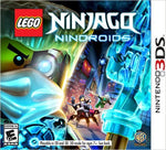 Lego Ninjago Nindroids 3DS Used Cartridge Only