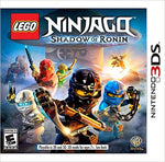 Lego Ninjago Shadow Of Ronin 3DS Used Cartridge Only