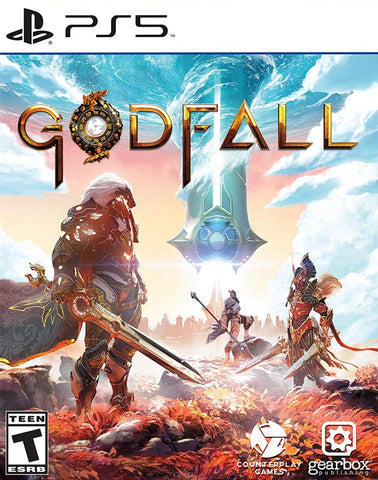 Godfall PS5 Used