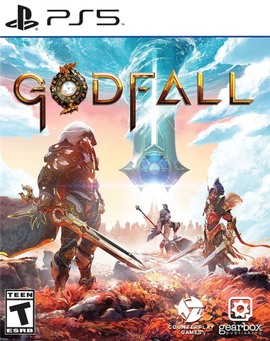 Godfall PS5 New