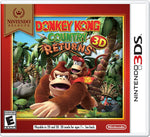 Donkey Kong Country Returns Nintendo Selects 3DS Used