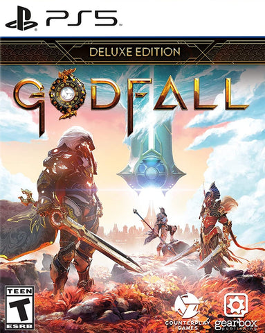 Godfall Deluxe Edition PS5 New