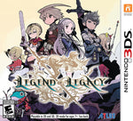 Legend Of Legacy 3DS Used