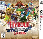 Hyrule Warriors Legends 3DS New