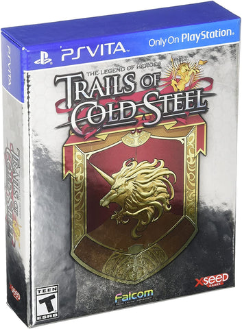 Legend Of Heroes Trails Of Cold Steel Lionheart Edition PS Vita Used